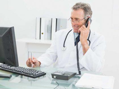 Arztpraxen und Medizinische Versorgungszentren